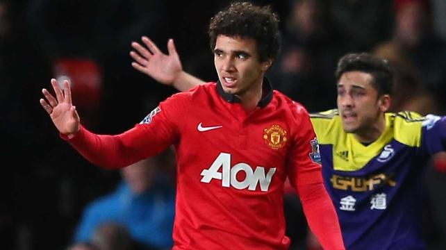 Fabio was on loan at QPR last season