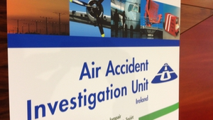 The Air Accident Investigation Unit has begun an investigation into the crash
