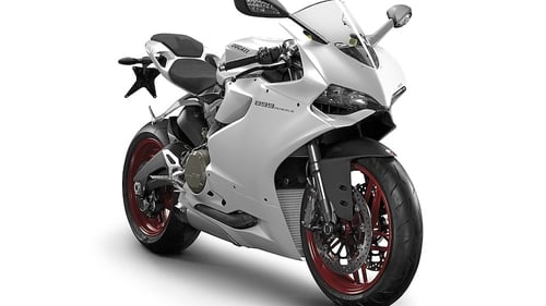 The acclaimed 899 Panigale