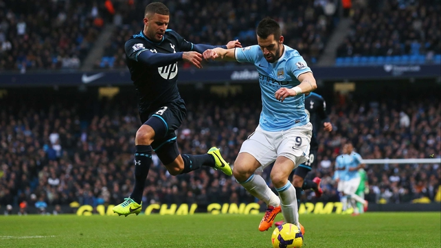 Alvaro Negredo has broken the fifth metatarsal in his right foot
