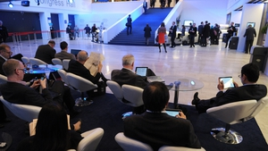 Of 2,622 delegates in Davos, only 15% are female and two thirds come from western countries