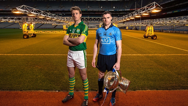 Kerry and Dublin go head-to-head on Saturday evening