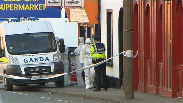 Christopher Jackson was stabbed to death in his Dublin flat