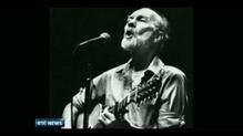 American folk singer Pete Seeger dies at the age of 94