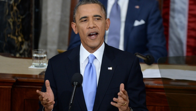 President Obama promises a year of concrete action, bypassing Congress if necessary