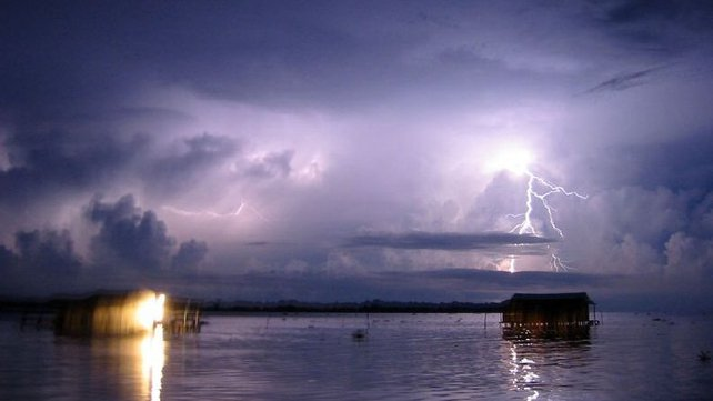 The natural phenomenon in the western state of Zulia is called the Catatumbo Lightning