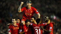 Ronnie Whelan says with only 12 games to go it is time to start taking Liverpool seriously
