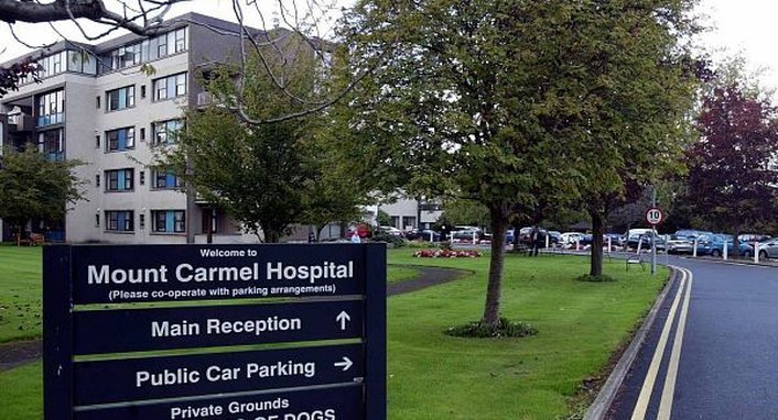 Closure of Mount Carmel Maternity Hospital