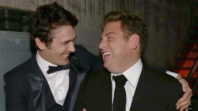 James Franco and Jonah Hill join Seth Rogen's R-rated animated movie
