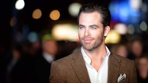Chris Pine to play federal agent in thriller The Line