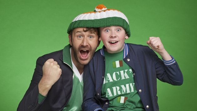 Moone Boy - Back on Monday February 17 on Sky 1 at 9.00pm