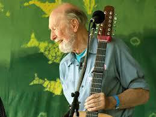 Death of Pete Seeger