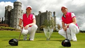 Curtis Cup stars Lisa and Leona Maguire