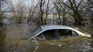 The plan involves the construction of flood defence barriers