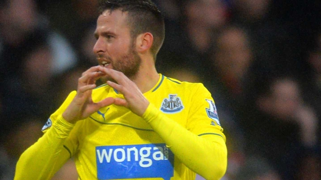 Yohan Cabaye has signed at PSG for the 'ambitious project' taking place in Paris