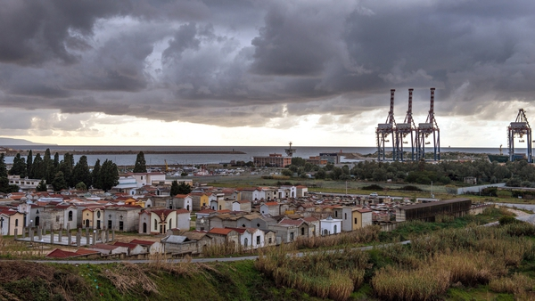The Italian port of Gioia Tauro is to be used to transfer Syria's chemical weapons