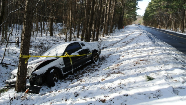 The storm swept over a region of about 60 million people largely unaccustomed to ice and snow