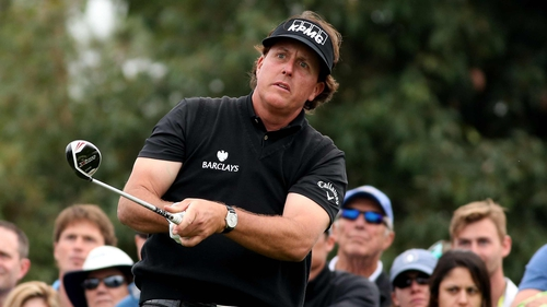 Phil Mickelson admits he still gets nervous before the Masters