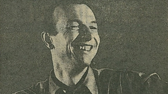 Pete Seeger (RTV Guide, 7 August, 1964, p17)