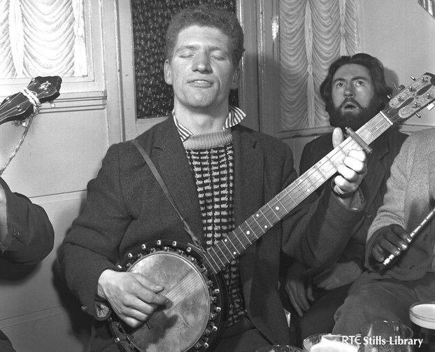 Luke Kelly and The Dubliners 1963