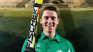 Conor Lyne will carry the flag for Ireland in Sochi