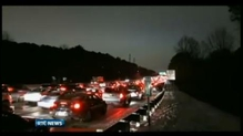 Thousands stranded after winter storm in US