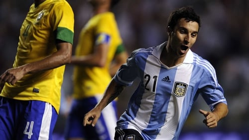 Ignacio Scocco is Gus Poyet's fourth signing of the January transfer window