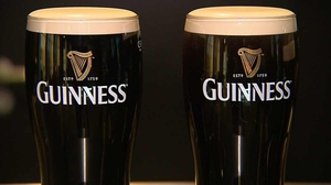 Guinness sales up 5% in Ireland during the six months to the end of December
