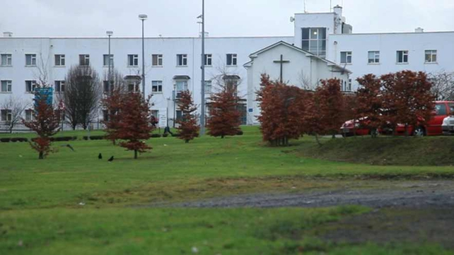 A second man was taken to the Midlands Regional Hospital in Portlaoise