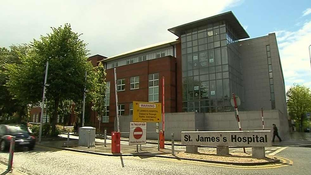 The HSE said that Ian Carter's role as former CEO of St James's Hospital pre-dates a circular on public pay