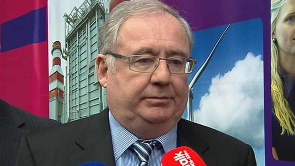 Pat Rabbitte will meet Mrs Justice Catherine McGuinness tomorrow