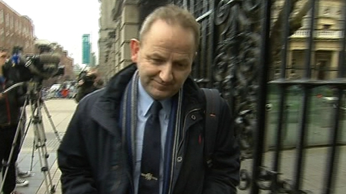 Maurice McCabe's evidence was described as clear and comprehensive