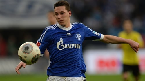 Julian Draxler said he turned down the opportunity to go to Arsenal in January