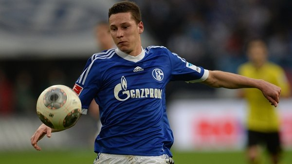 Julian Draxler remains Arsenal's top target but Schalke insist that they won't sell