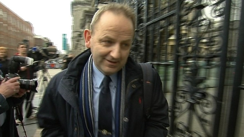 It is alleged that Maurice McCabe was the victim of an orchestrated smear campaign