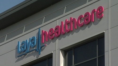 Laya Healthcare blamed the price rise on an increase in the volume and cost of claims