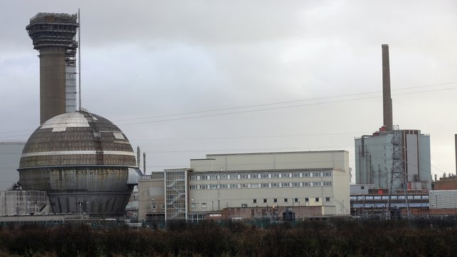 Sellafield earlier said that only essential workers were being asked to report for work