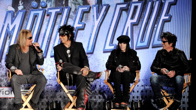 Mötley Crüe want to bow out with dignity