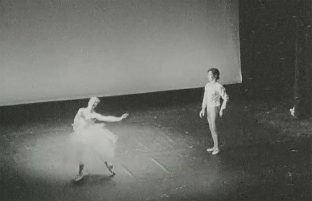 Irish Ballet Comany at the Cork Opera House (1974)