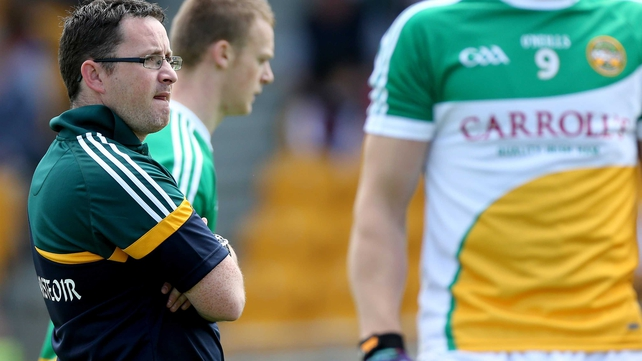 Emmett McDonnell's side lasted just one season on Division 3