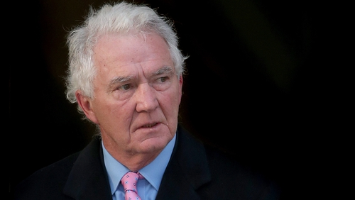 Sean FitzPatrick has denied all charges