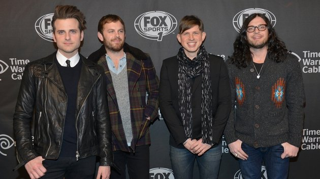 Kings of Leon set for July 4 Marlay Park gig