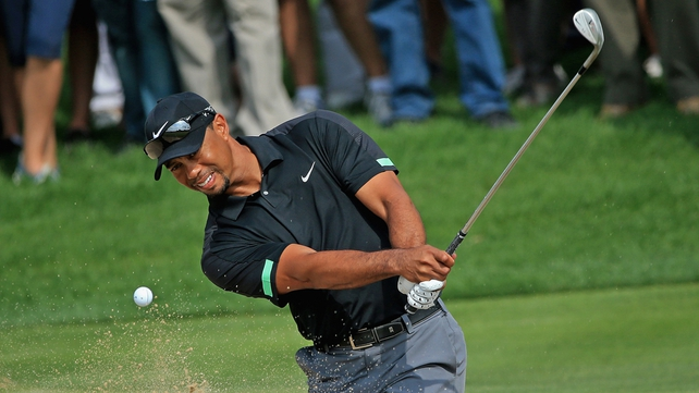 Tiger Woods missed the Masters and US Open through injury