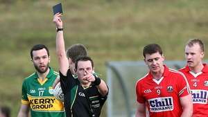 The black card has been one of the main talking points of the Gaelic games season thus far