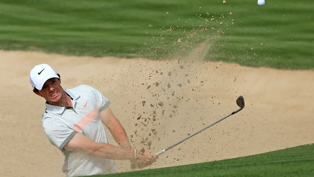 Rory McIlroy finished outside the top 20 at the US Open and missed the