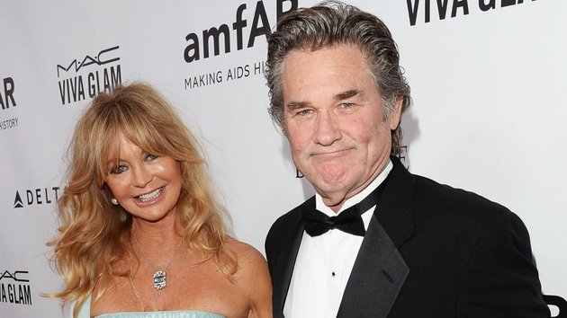 Goldie Hawn: ''Relationships are always challenging