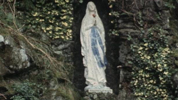 Grotto where Ann Lovett died