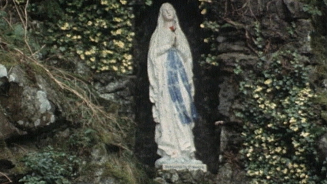 Ann Lovett was discovered in a grotto just outside the town of Granard