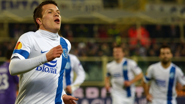 Yevhen Konoplyanka is not joining Liverpool