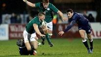 Gary Moran reports on the Irish U20's 34-7 win over Scotland in Athlone